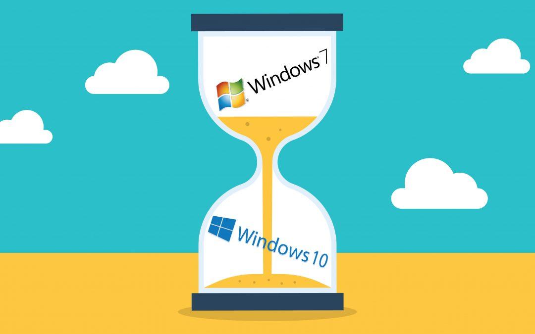 O suporte ao Windows 7 terminará em 14 de Janeiro de 2020: veja sete perguntas e respostas